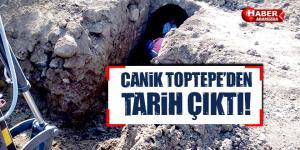 Canik Toptepe Tümülüsü'nden Tarih Çıktı!