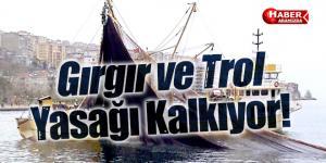 Denizlerde Av Yasağı 1 Eylül'de Kalkıyor
