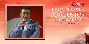 Taşçı'dan 30 Ağustos mesajı 'Söz konusu vatansa..'