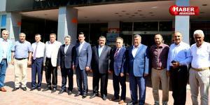 İLBANK Yönetim Kurulu Başkanı Feramuz Üstün İlkadım'ı Övdü