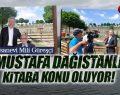 Ayvacık Belediyesi Desteğiyle Mustafa Dağıstanlı'nın Hayatı Kitap Oluyor!