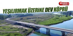 Bafra'dan Sonra Çarşamba'ya Yeni Köprü Müjdesi!