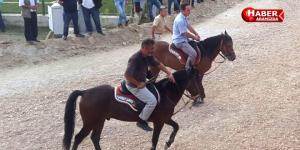 Geleneksel Asarcık Güreş Ve At Yarışı İlgi Çekiyor!