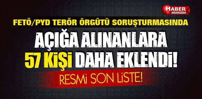 Samsun'da 1 Günde 57 Kişi Daha FETÖ/PYD Operasyonunda Soruşturmaya Alındı!