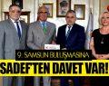 SADEF'ten Başkan Yılmaz'a 'Samsun Buluşması' daveti