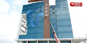 Karadeniz'in en büyük Belediye binası Tekkeköy'de hizmete giriyor