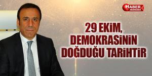 29 Ekim, demokrasinin doğduğu tarihtir
