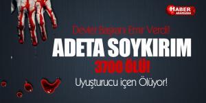 Devlet Başkanı Emir Verdi! Adeta Soykırım Yapılıyor! 3700 ölü