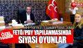 MHP Samsun İl Başkanı Taner Tekin FETÖ/ PDY Yapılanmasında Siyasi Oyunlar