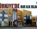 Türkiye'de bir ilk Tekkeköy'de hayata geçiyor