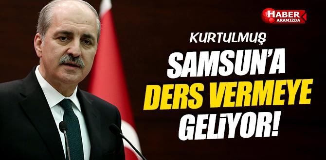 Siyaset Akademisi Samsun'da 8 Ekim'de Başlıyor