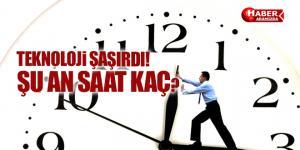 Saat Şu Anda Kaç? Türkiye Bu Sorunun Cevabını Arıyor!