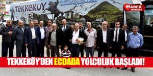 Tekkeköy Gezi Otobüsü İle Ecdada Yolculuk Başlattı!