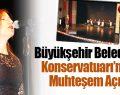 Büyükşehir Belediyesi Konservatuarı'ndan Muhteşem Açılış