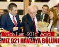 Gıda Fuarı -2016 Samsun'da Açıldı