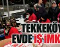 Tekkeköy Belediyesi ile BORSAN işbirliğinde evde iş imkanı