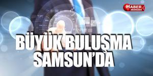 KOBİ'LER SAMSUN'DA BULUŞUYOR