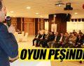 AK Parti İl Başkanı Göksel 'Hedeflerimizden alıkoyamazlar'