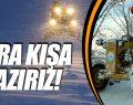 İlkadım Belediyesi Ekipleri karla mücadeleye hazır