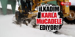 İLKADIM KAR'A TESLİM OLMADI