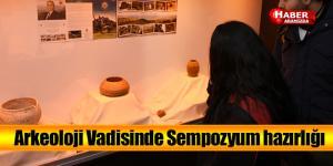 Tekkeköy Arkeoloji Vadisinde Sempozyum hazırlığı