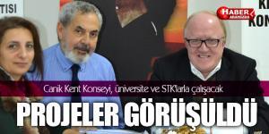 Canik Kent Konseyi, üniversite ve STK'larla çalışacak