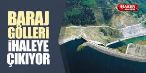 Altınkaya Baraj Gölü Hasan UĞURLU Baraj Gölü Su Ürünleri İhaleye Çıkıyor