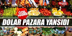 DOLAR PAZARA YANSIDI