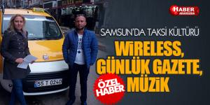 Samsun'da Taksiciler Konuştu!