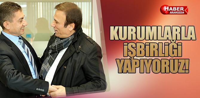 Türkiye'nin kalkınmasına katkı vermeliyiz
