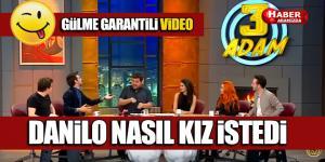 Danilo, Giresun'dan Nasıl Kız Aldı? 3 Adam