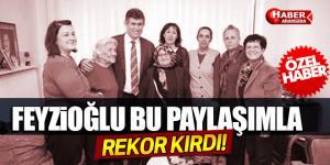 Metin Feyzioğlu'nun Sosyal Medya Paylaşımı Beğeni Aldı!
