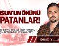 SAMSUN'UN ÖNÜNÜ KAPATANLAR!