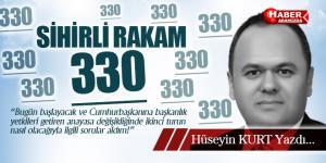 SİHİRLİ RAKAM 330