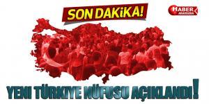 TUİK 2016 Türkiye Nüfusunu Açıkladı! En çok Nüfusa Sahip İl Belli Oldu