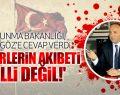 SAVUNMA BAKANLIĞI, AKCAGÖZ'E CEVAP VERDİ 'ASKERLERİN AKIBETİ BELLİ DEĞİL!'