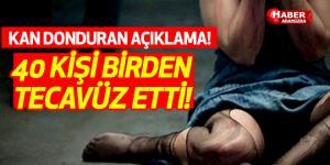 DEAŞ'ın elinden Kurtulan Kızın Kan Donduran İfadesi! 40 kişi topluca tecavüz etmiş !