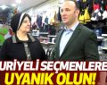 CHP, ESNAFA HAYIR'I ANLATTI