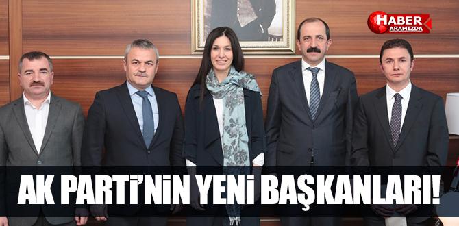 YENİ BAŞKANLARDAN KARAASLAN'A ZİYARET