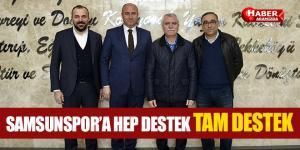 Yeni stat Tekkeköy'e çok yakıştı