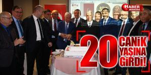 Canik Esnaf Sanatkar Kredi Kefalet Kooperatifi 20'inci Genel kurulunu düzenledi
