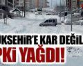 Samsun Büyükşehir Belediyesine Kar Değil Tepki Yağdı!