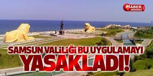 Samsun'da Okul Gezileri Yasaklandı!
