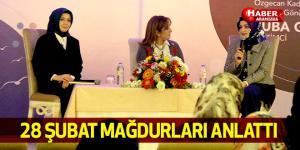 Fatma Taşçı 'Recep Tayyip Erdoğan demek güven demek'