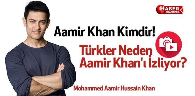 Aamir Khan Kimdir! Müslüman mı? Türkler Neden Onu Çok Sevdi!