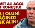 Mehmet Ali Ağca'dan Sert Sözler! Ayağınızı Denk Alın!