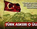 Türkiye'nin Dünyadaki en büyük askeri üssü tamamlandı!