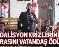 ASKON'dan Anayasa değişikliği için EVET toplantıları