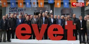 Taşçı'dan referandum değerlendirmesi 'Türkiye güçlenecek, kalkınma hızlanacak'
