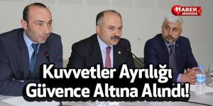 Erhan Usta Kuvvetler Ayrılığı Güvence Altına Alındı